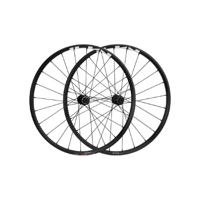 Wheelset Shimano MT-500 E-THRU 27,5