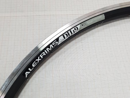 Обод ALEX RIMS DH19 26x32H