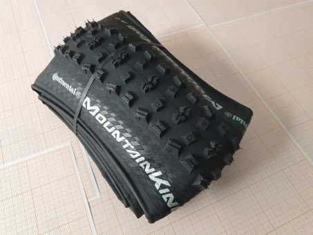 Покрышка Continental Mountain King 27.5 x 2.6 240TPI ProTection