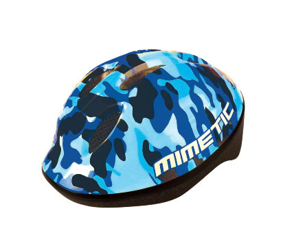 Детский шлем Bellelli Mimetic blue S