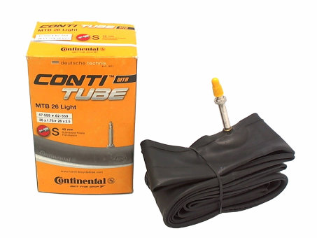 Камера Continental MTB Light 26 62С S42