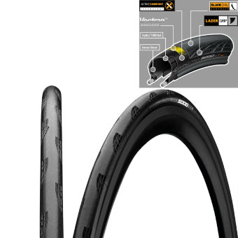 Покрышка CONTINENTAL Grand Prix 5000 Tubeless